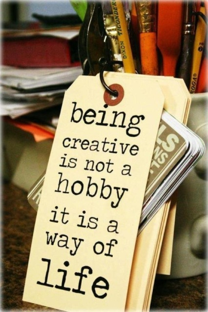 being-creative